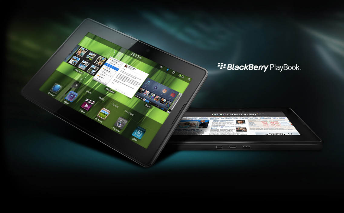 Tableti BlackBerry PlayBook