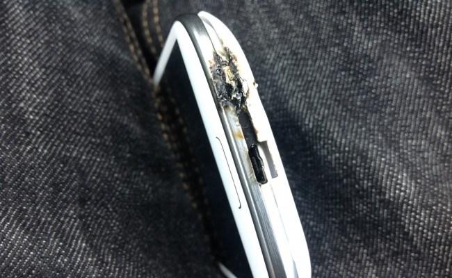 Merr flakë Samsung Galaxy S3, shkaktari ende i panjohur