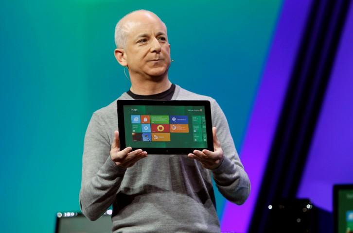 Microsoft së shpejti do të ndal prodhimin e tabletëve, thotë pronari i Acer Stan Shih