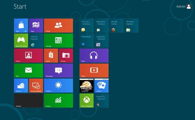 Si do të duket Microsoft Windows 8 OS?
