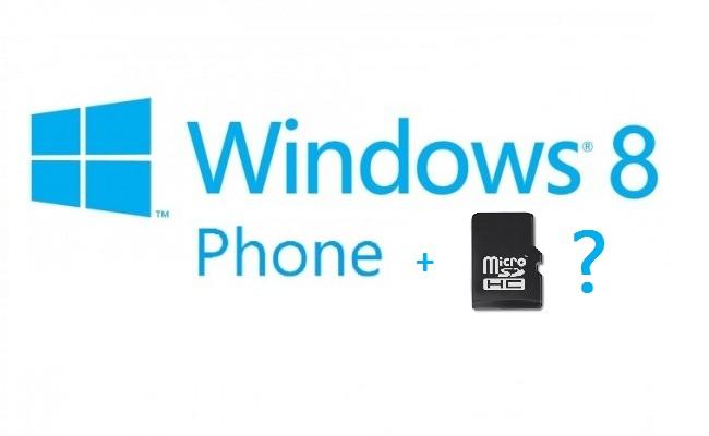 Windows Phone 8 dhe aplikacionet në SD kartë