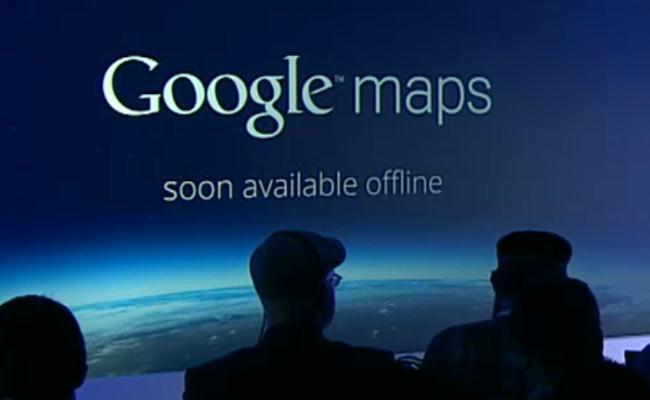 Google Maps offline për Android