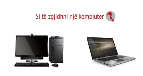Si të zgjidhni një kompjuter?