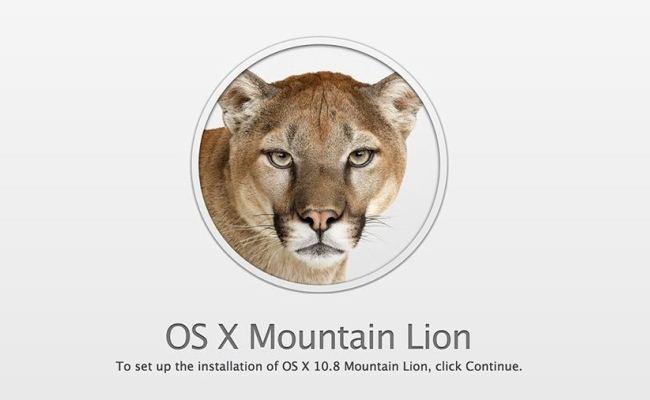 """Sistemi operativ """"OS X Mountain Lion"""" nga Apple"""