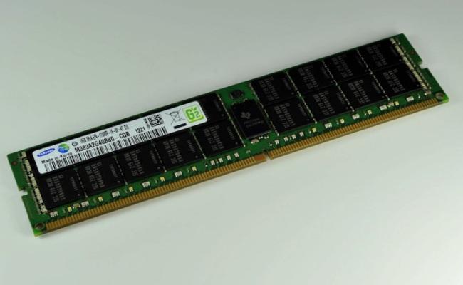 Samsung lanson modulet 16 GB DDR4 RDIMM