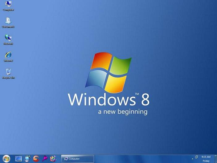 Windows 8 në shitje nga 26 Tetori