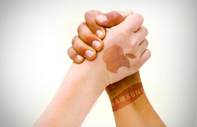 Samsung rrit epërsinë