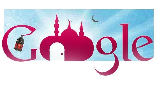 Google është bashkangjitur festës se Ramazanit