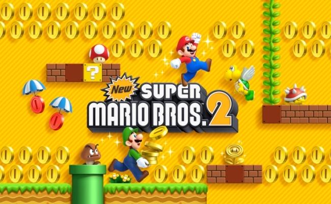 Super Mario Bros 2 versioni i ri nga Nintendo