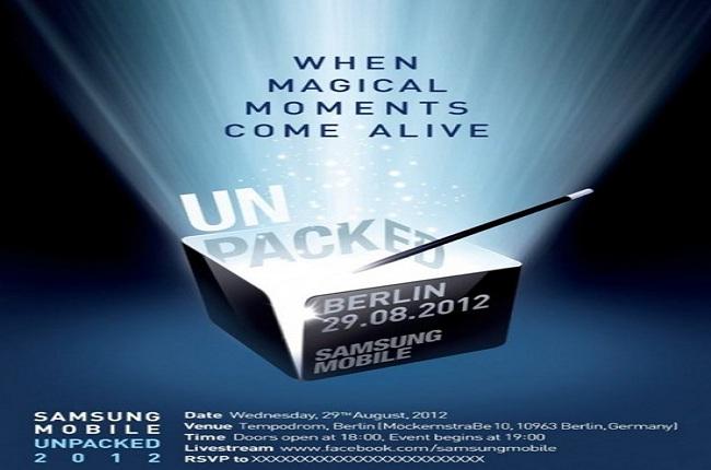 Drejtpërdrejt: Konferencë për media nga Samsung