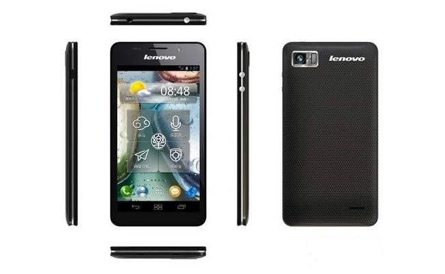 Lenovo nxjerr ne treg smartphone te ri