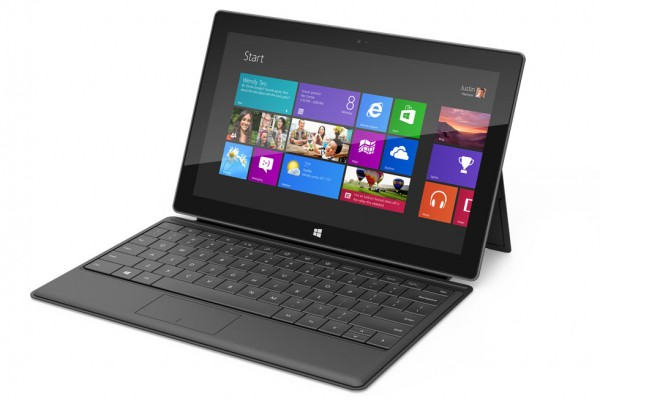 Video zyrtare për Microsoft Surface