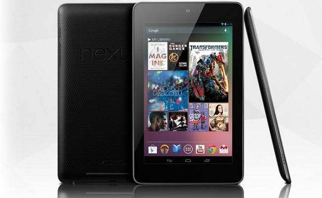 Tableti Google Nexus 7 për shitje ne disa shtete te Evropës