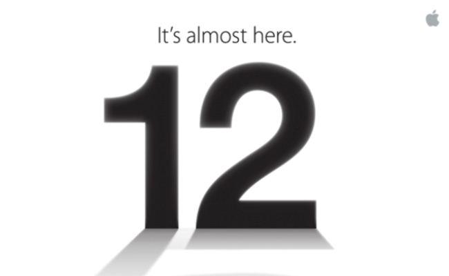 Apple u dërgon ftesë mediave për datën 12 Shtator