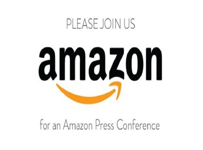 Drejtpërdrejt: Konferenca për media e Amazon