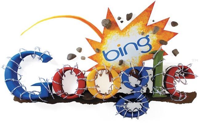 Bing apo Google?
