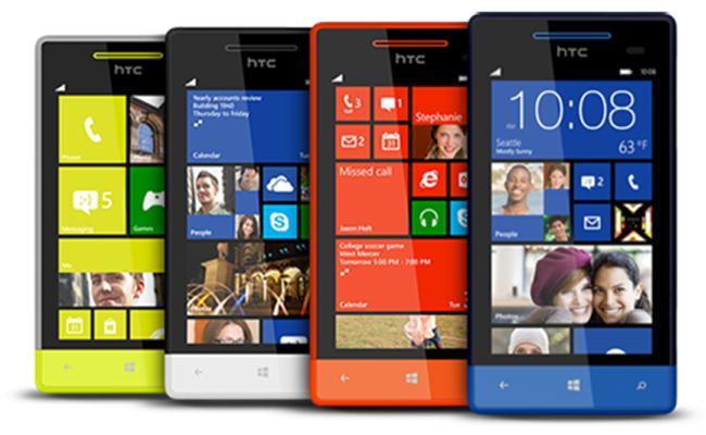 HTC Publikon: HTC Windows Phone 8S