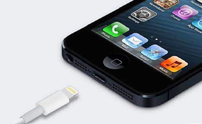 USB/Rrymë kabllo për iPhone 5