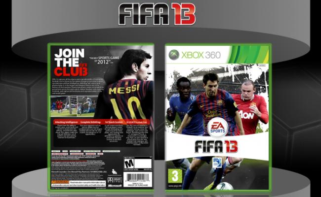 Lansohet FIFA 13