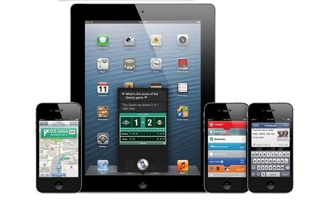 iOS 6, tashmë në 15% të pajisjeve