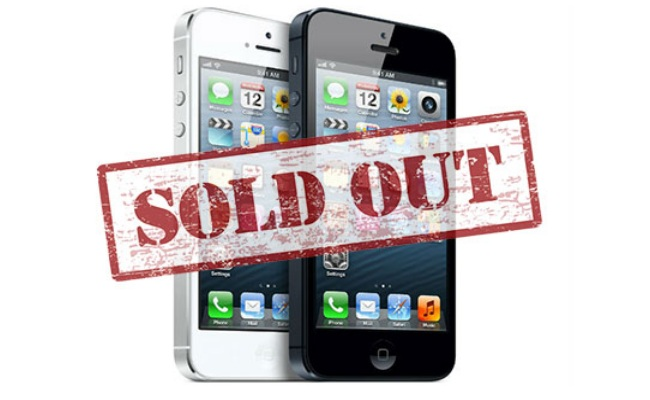 iPhone 5, ka shënuar rekord të ri