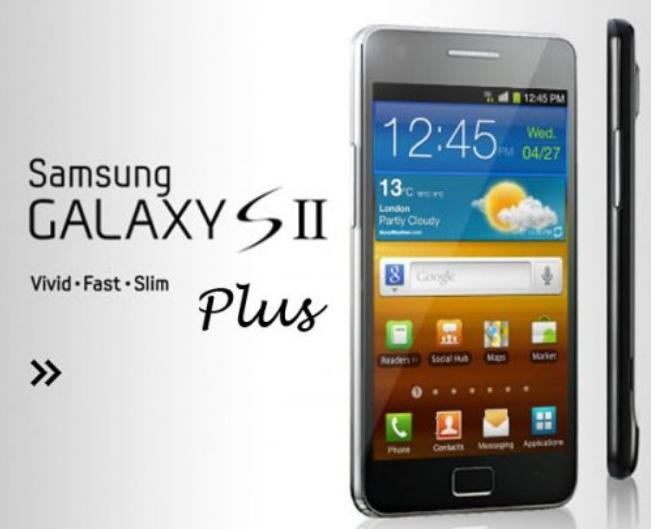 Paralajmërohet Samsung Galaxy S II Plus