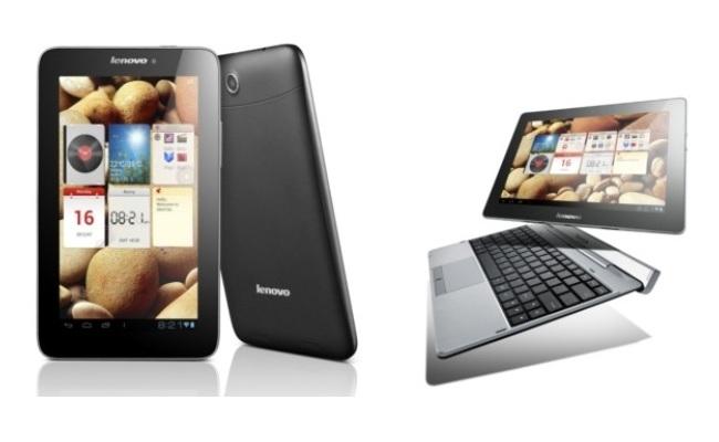 Lenovo shpall tre tableta të ri në IFA 2012