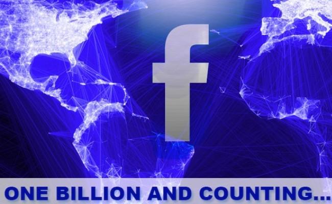 Facebook 1 Miliard përdorues