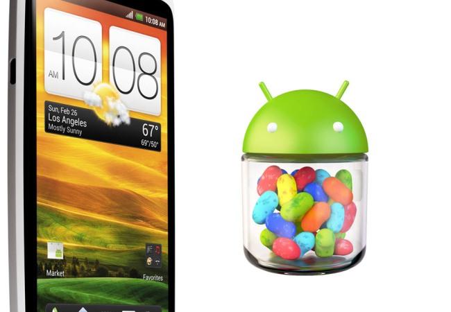 HTC One X/S më Jelly Bean në fund të Tetorit