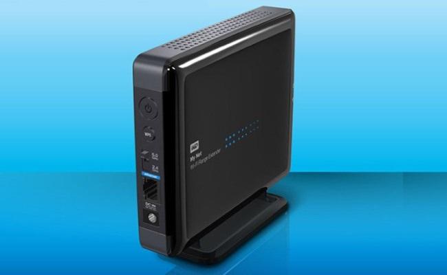 MyNet Wi-Fi Range Extender nga Western Digital
