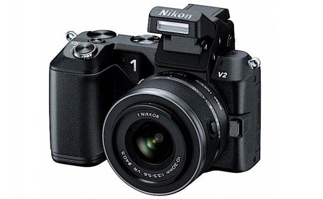 Nikon 1-V2 i ri, më 14.2 Megapixel