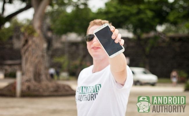 Galaxy Note 2 – Testi i hedhjes