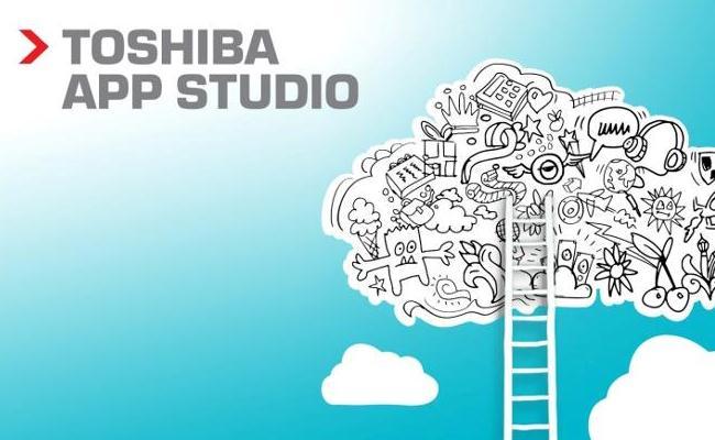 Toshiba kërkon ide nëpërmes App Studio