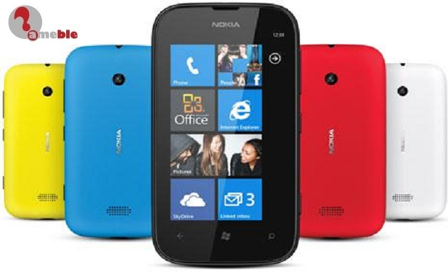 Nokia Lumia 510 me Windows Phone 7.8