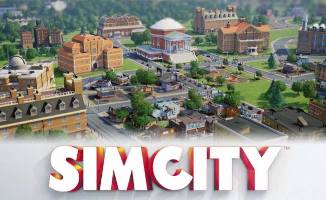 SimCity, video demonstrim