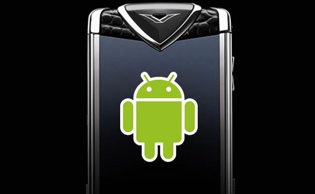 Vertu me Android