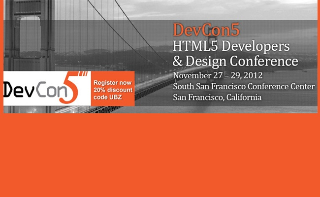 Konferenca DevCon5 me 27-29 nëntor në San Francisko