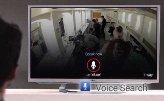 """Google TV me mundësinë e kërkimit me zë """"voice search"""""""