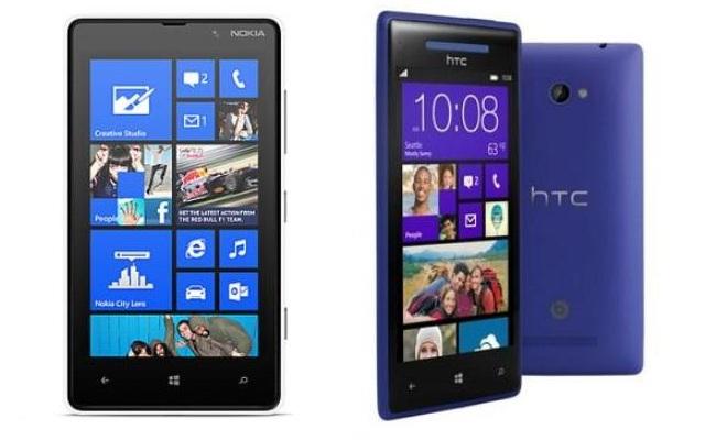 Raportohen probleme me Windows Phone 8