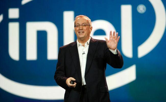 Në maj 2013, pensionohet presidenti i kompanisë Intel