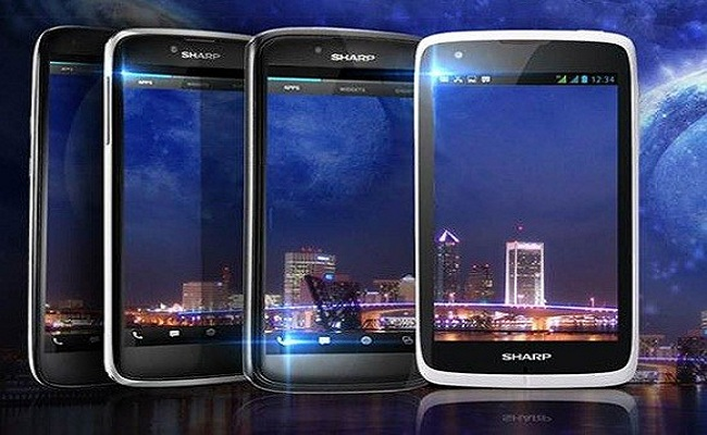 Sharp prezanton smartphone të ri