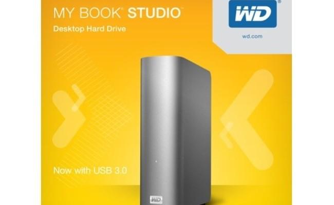 Western Digital prezanton versione të reja nga My Book Studio