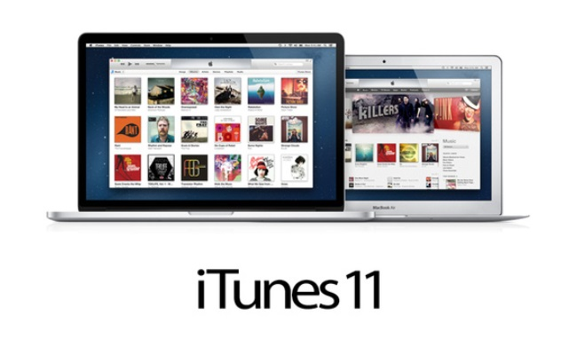 iTunes 11 në dispozicion