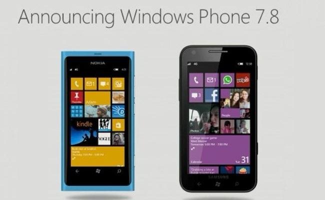Së shpejti, përditësimi Windows Phone 7.8