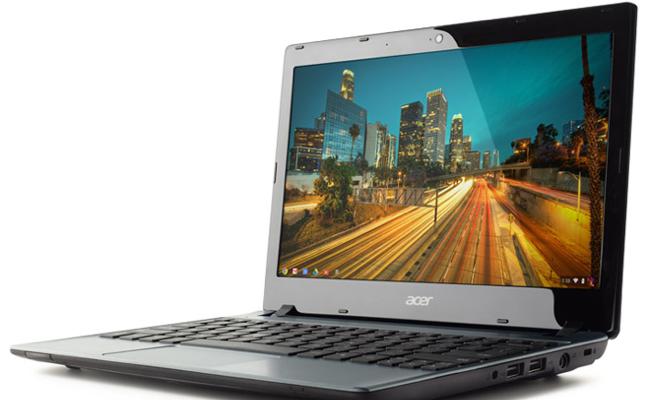 Zgjerohet tregu për Acer C7 Chromebook