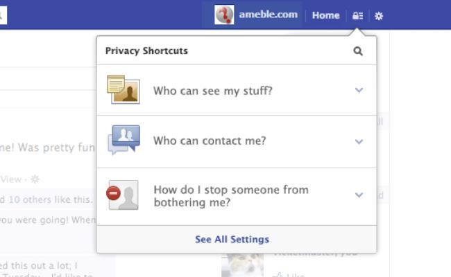 Facebook përmirëson mbrojtjen e privatësisë