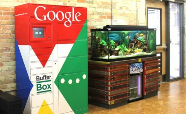 Google blen kompaninë kanadeze BufferBox