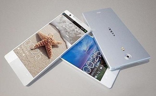 "Smartphone ""Oppo Find 5"" për 499 $"
