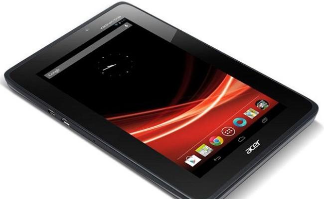 Acer në 2013 me dy tablet të ri
