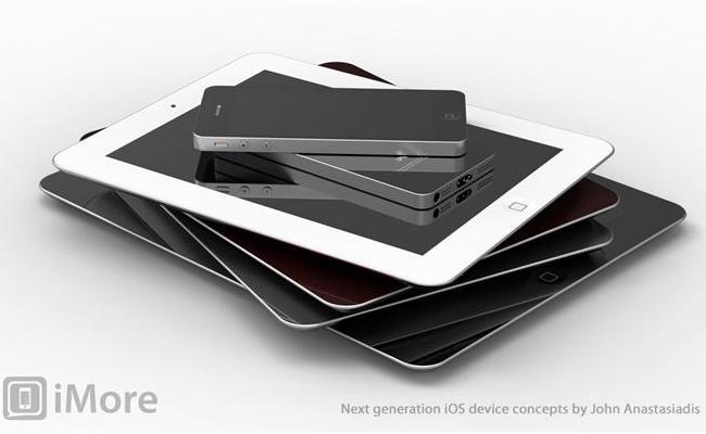 iPhone 5, iPad 4 dhe mini iPad në tregun Kinez nga Dhjetori